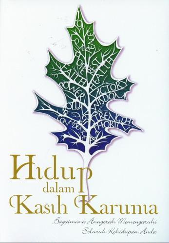 Cover Buku Hidup dalam Kasih Karunia
