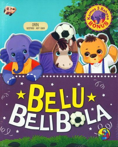 Cover Buku Belu Beli Bola