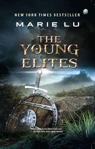 Cover Buku The Young Elites