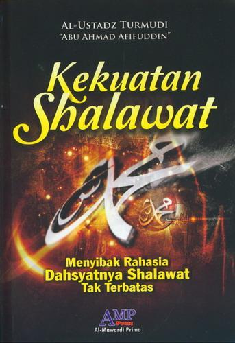 Cover Buku Kekuatan Shalawat