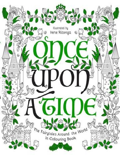 Cover Buku Once Upon a Time