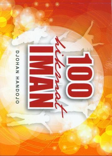 Cover Buku 100 Hikmat Iman