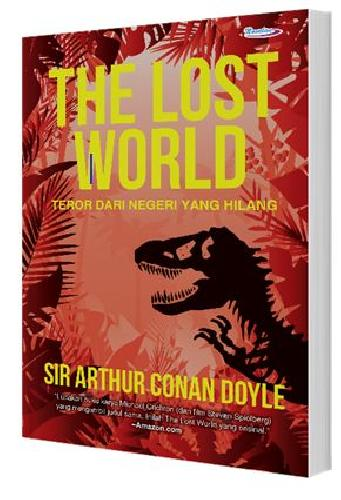 Cover Buku The Lost World