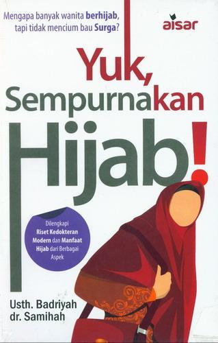Cover Buku Yuk Sempurnakan Hijab