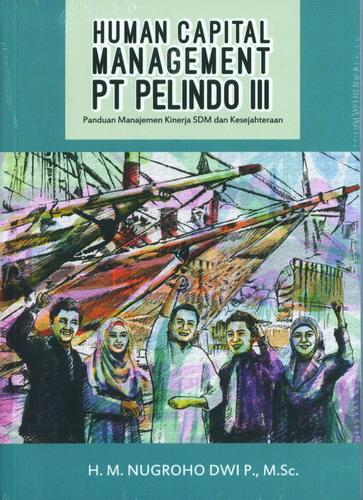 Cover Buku Human Capital Management PT Pelindo III