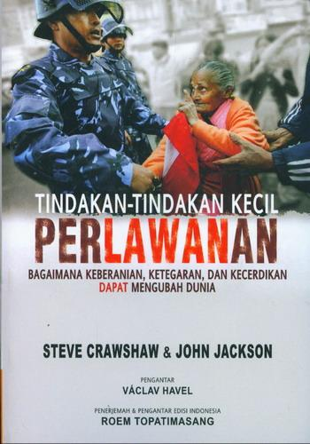 Cover Buku Tindakan-Tindakan Kecil Perlawanan