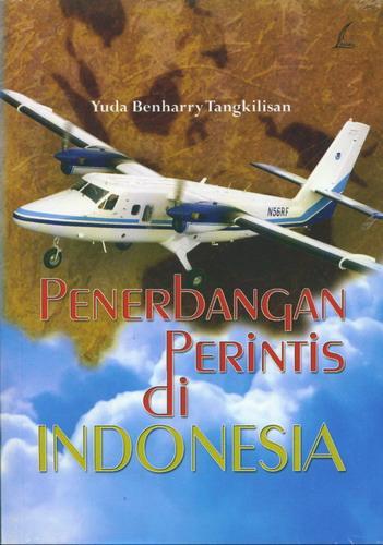 Cover Buku Penerbangan Perintis di Indonesia
