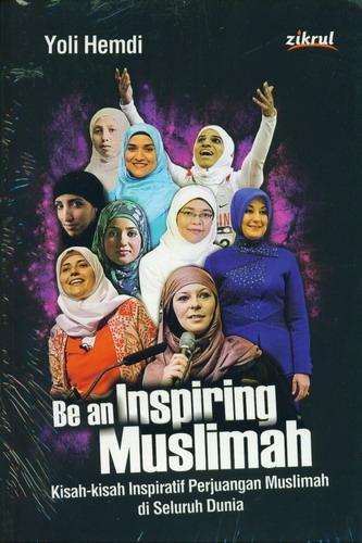 Cover Buku Be an Inspiring Muslimah