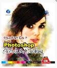 Cover Buku You Can Do It With Photoshop Sketch And Painting + cd