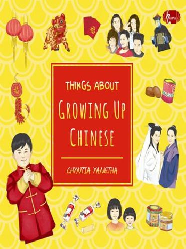 Cover Buku Things About Growing Up Chinese