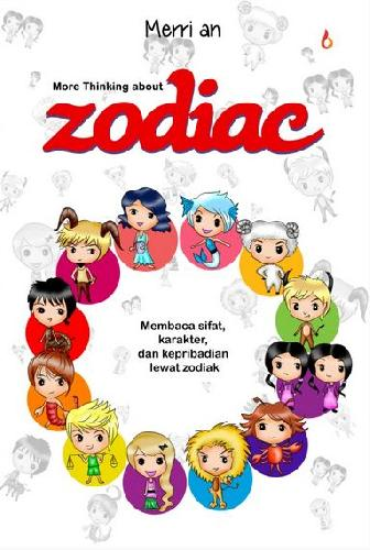 Cover More Thinking About Zodiac