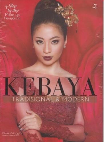 Cover Buku Kebaya Tradisional dan Modern
