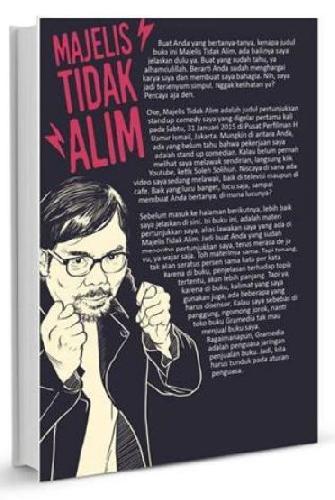 Cover Belakang Buku Majelis Tidak Alim (NON TTD)