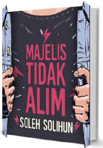 Cover Buku Majelis Tidak Alim (NON TTD)