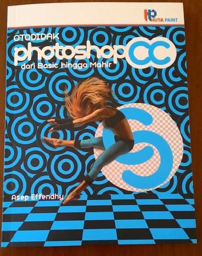 Cover Buku Otodidak Photoshop Dari Basic Hingga Mahir