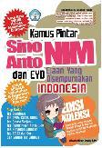 Kamus Pintar Sinonim Antonim dan EYD Ejaan yang Disempurnakan Indonesia