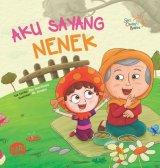 Scb: Aku Sayang Nenek (Board Book)