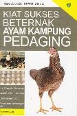 Kiat Sukses Beternak Ayam Kampung Pedaging (Promo Best Book)