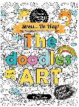 Drawing & Coloring For Adult : The Doodles Art