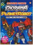 Bongkar Pasang Diorama Planet Robot