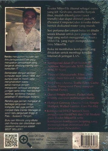 Cover Belakang Buku Mikrotik Kung Fu Kitab 1 [Edisi 2016]