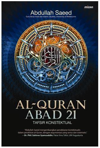 Cover Buku Al-Quran Abad 21 Tafsir Kontekstual