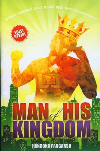 Cover Buku Man of His Kingdom