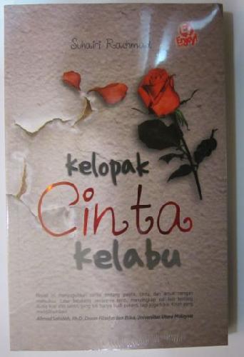Cover Buku Kelopak Cinta Kelabu