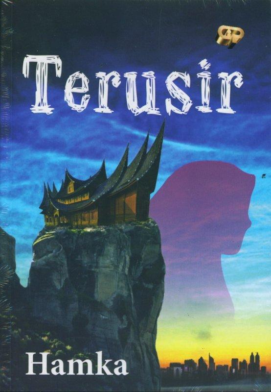 Cover Buku Terusir (2016)