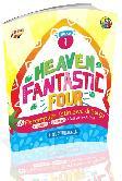 Heaven Fantastic Four Buku 1 : 4 Perempuan Istimewa di Surga