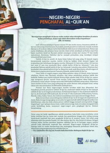 Cover Belakang Buku Negeri-Negeri Penghafal Al-Quran [Hard Cover]