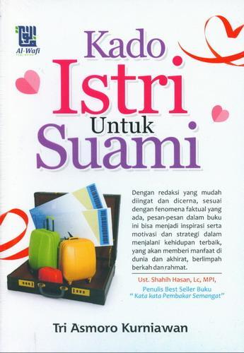 Cover Buku Kado Istri Untuk Suami