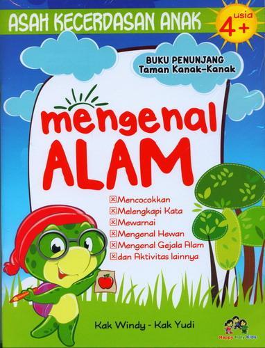 Cover Buku Mengenal Alam (Buku Penunjang Taman Kanak-Kanak)