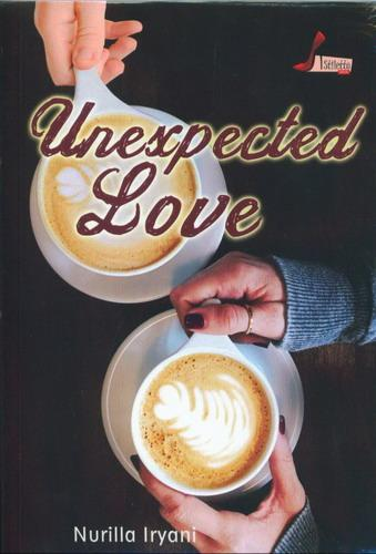 Cover Buku Unexpected Love
