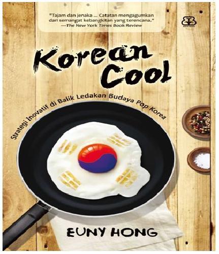 Cover Buku Korean Cool