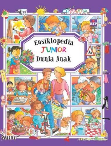 Cover Buku Seri Ensiklopedia Junior : Dunia Anak