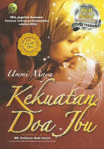 Cover Buku Kekuatan Doa Ibu (Edisi Terbaru)