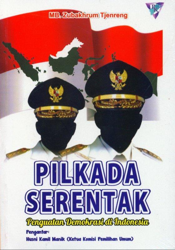 Cover Buku Pilkada Serentak