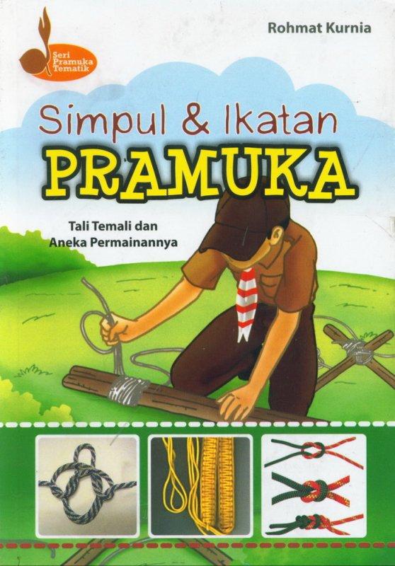 Cover Buku Simpul dan Ikatan Pramuka