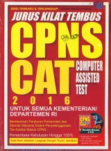 Jurus Kilat Tembus CPNS CAT + CD 2016