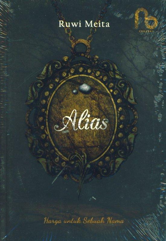 Cover Buku ALIAS