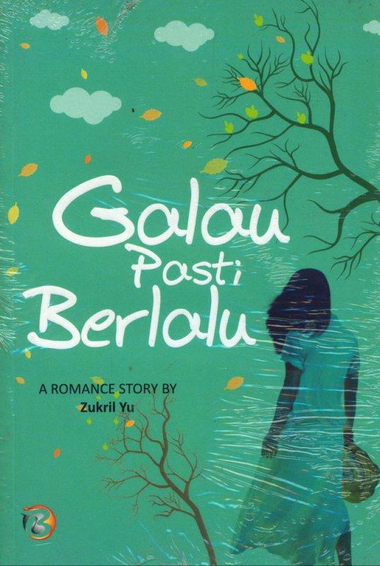 Cover Buku Galau Pasti Berlalu