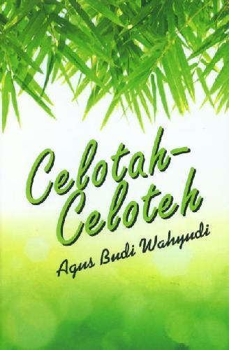 Cover Buku Celotah-Celoteh