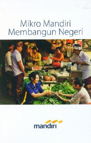 Cover Buku Mikro Mandiri Membangun Negeri