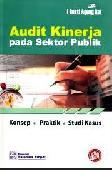 Audit Kinerja pada Sektor Publik (HVS)