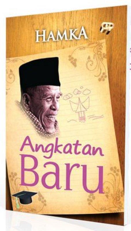 Cover Buku Angkatan Baru