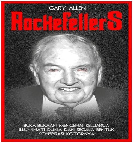 Cover Buku Rockefellers