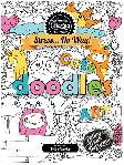 Drawing & Coloring For Adult : Cute Doodles Art [Pre-Order]