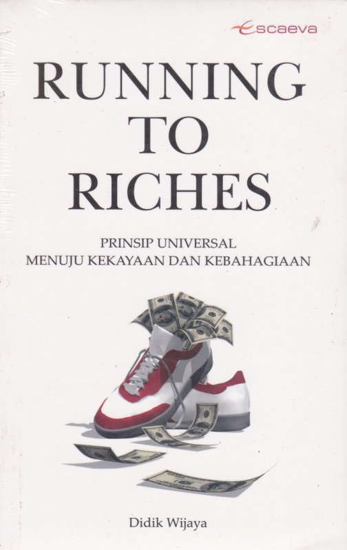 Cover Buku Running To Riches