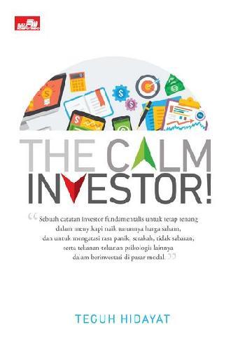 Cover Buku The Calm Investor